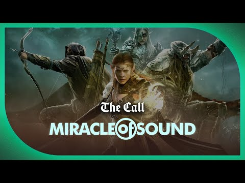 The Call - Elder Scrolls Song by Miracle Of Sound