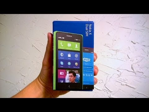 Nokia X: Unboxing and Giveaway