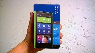 Nokia X: Unboxing and Giveaway | Pocketnow