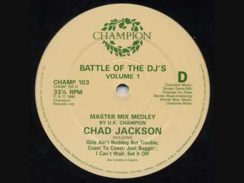 Battle of he Djs Chad Jackson vs Dj Cheese.wmv