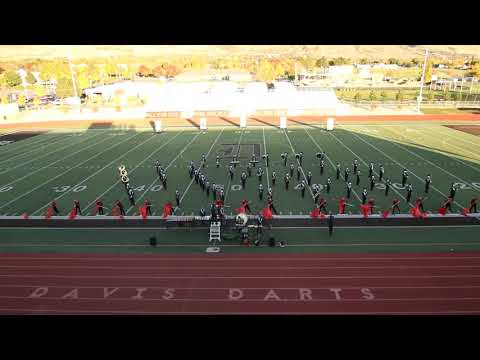 20 Stansbury Park High School Marching Band - Davis Cup 2018