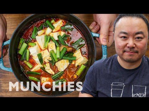 How To Make Kimchi Jjigae