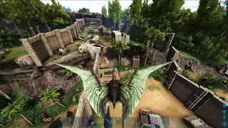 ARK: Survival Evolved - Уроки выживания. Урок 46. Охота на тапежару.