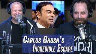 Carlos Ghosn's Incredible Escape - Jim Norton & Sam Roberts