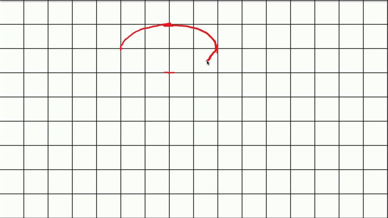tracé du cylindre en perspective cavalière - YouTube