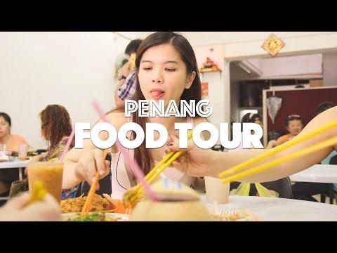 Penang | Malaysia Food Tour Series [Ep 1]