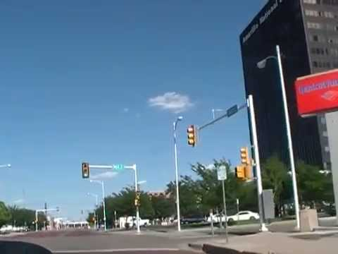 Downtown Amarillo Driving Tour