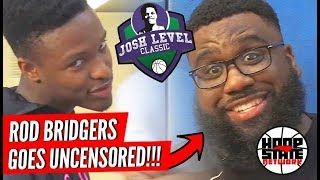 You Funny AF!!! 🤣 Rod Bridgers THE EXPERIENCE: 2019 Josh Level Classic