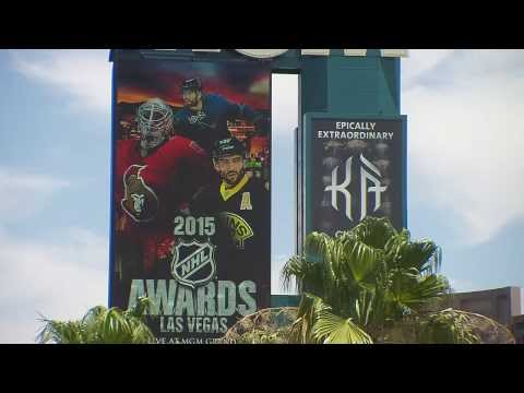 PREVIEW: NHL players, executives weigh in on possible Las Vegas franchise