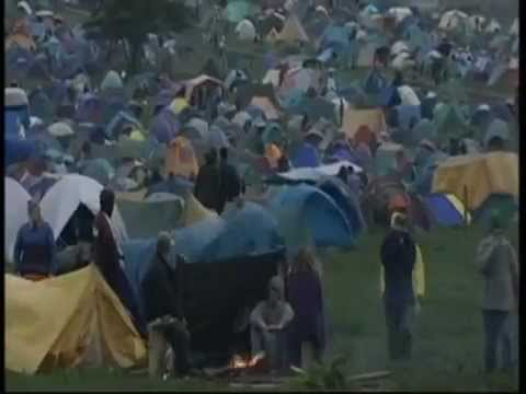 BCT Outdoors Glastonbury Festival Tent & BCT Outdoors Glastonbury Festival Tent - YouTube