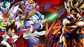 Best Super Strike Team Strategy: LR Super Saiyan Goku Super Difficult: 50 Stamina Event!