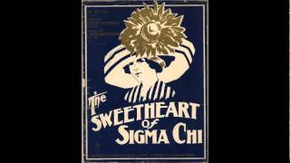100 Years Sweetheart of Sigma Chi Song Serenade Contest