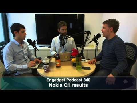 Engadget Podcast 340 - 04.18.13