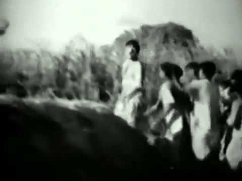 Jogira Holi Khelat Nandlal: By Mohd Rafi, Chorus - Godaan (1963) - Hindi [Holi Special] With Lyrics