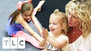 Blayke Shows Off Her Gymnastics Skills | Outdaughtered