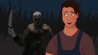 True CLOWN Horror Stories Animated (English)