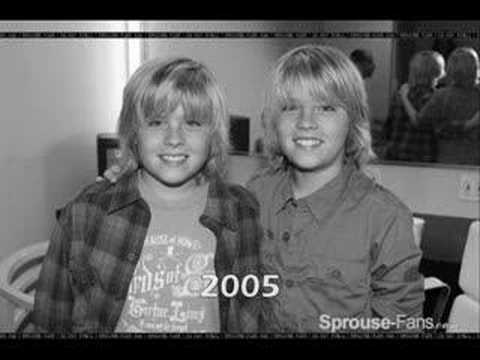 Dylan & Cole Sprouse - Growing Up
