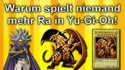 Yu-Gi-Oh! - Warum spielt niemand den geflügelten Drachen von Ra?