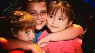Crianças Diante do Trono Rap da família