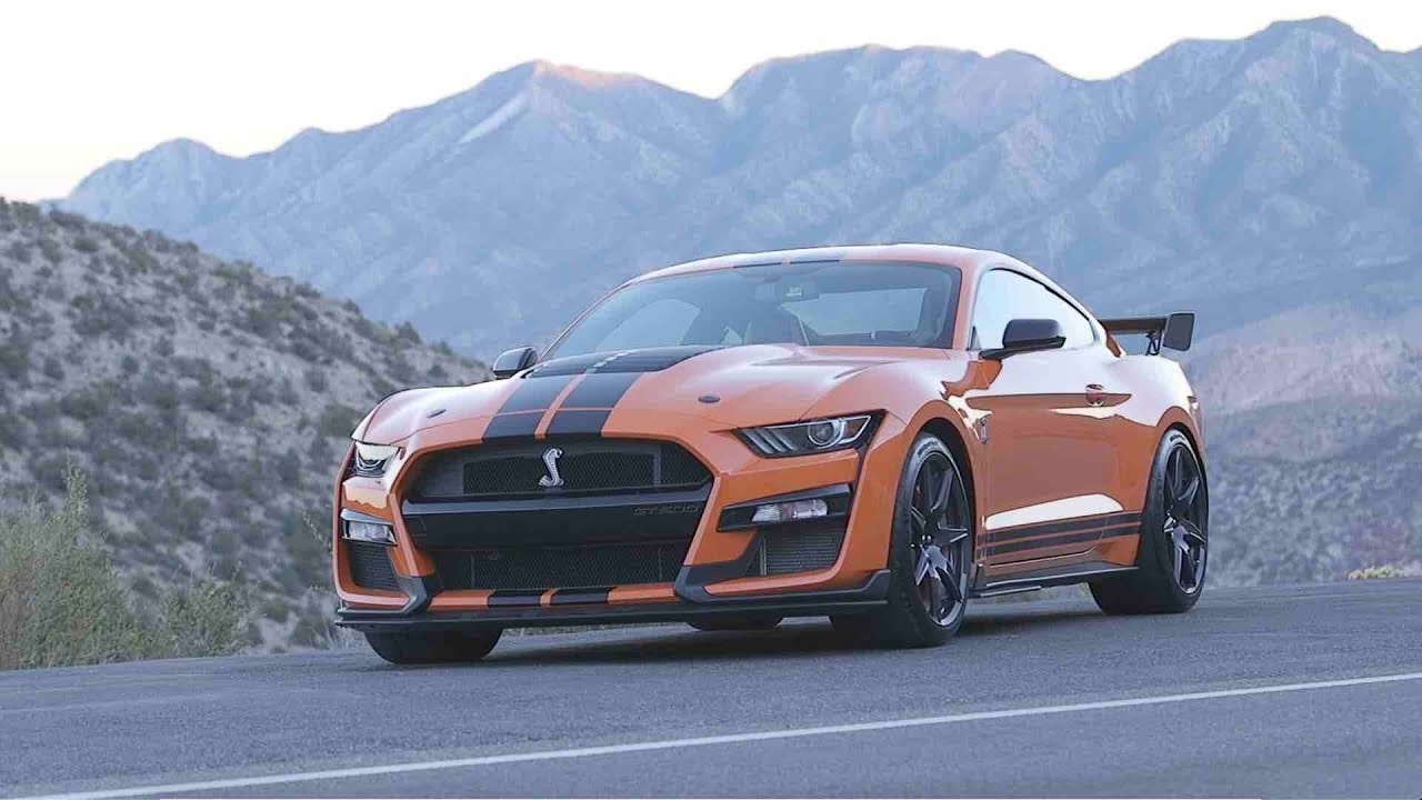 Download My Somewhat Disappointing Experience With The 2020 Mustang Shelby GT500..
