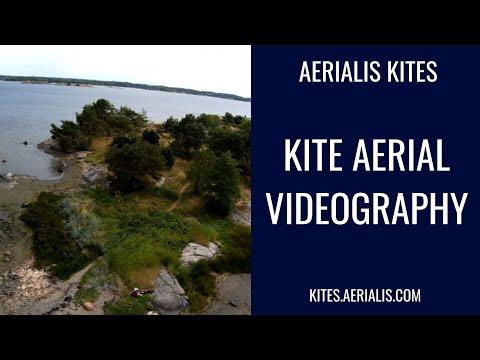 Kite Aerial Videography!