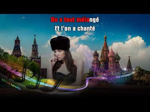 Gilbert Bécaud - Nathalie (chœurs) [BDFab Karaoke]
