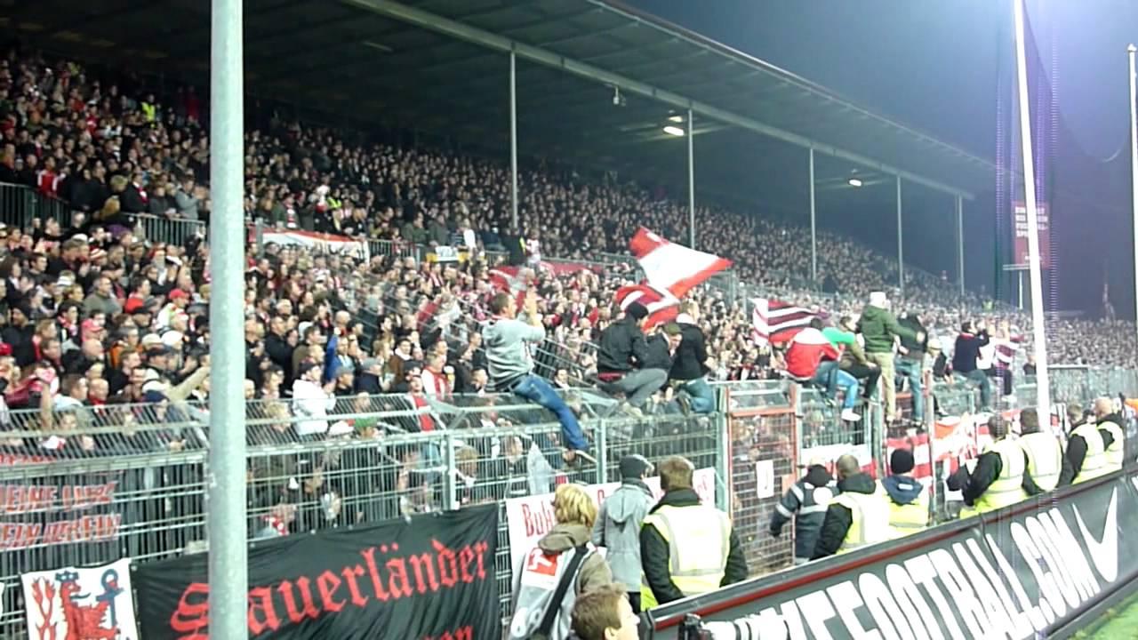 Fortuna DГјГџeldorf St Pauli