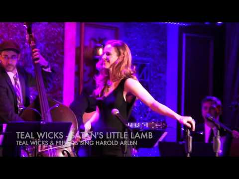 Teal Wicks - Satan's Little Lamb