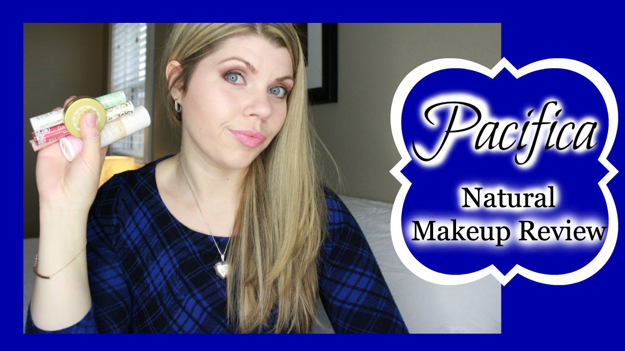 Pacifica Natural Makeup Review | Jenna Catherine - YouTube