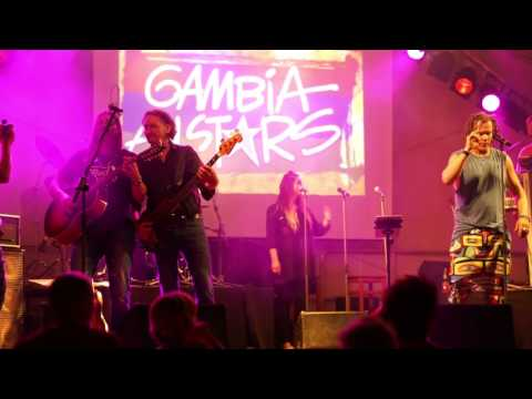 ROCK FOR GAMBIA 2017