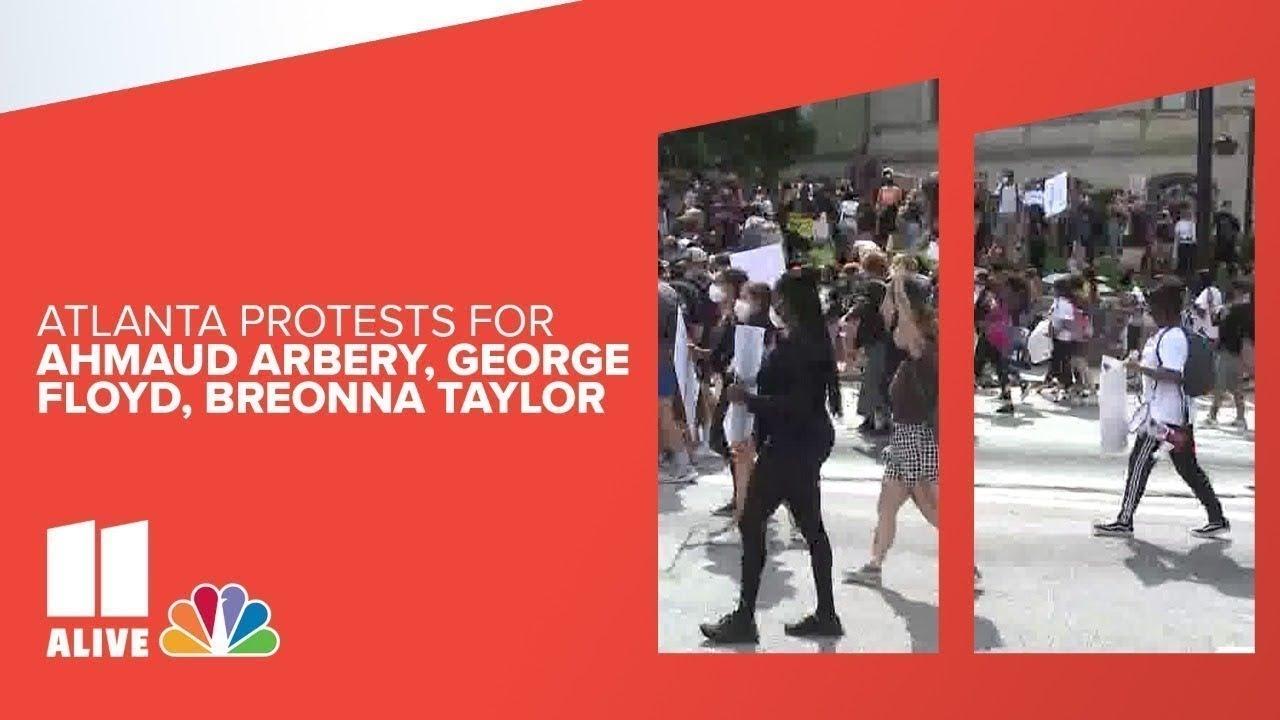 WATCH LIVE | Protests continue in Atlanta