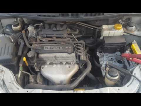 Контрактный двигатель на шевроле ланос 1 5 цена