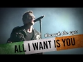 Download U2'S ALL I WANT IS YOU (THROUGH THE AGES #9) MP3 song and Music Video