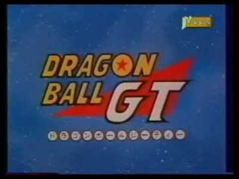 Dragon Ball GT OP multilanguage