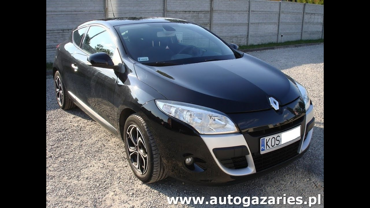 renault megane coupe 1 4 tce 130km monta instalacji lpg brc sequent 24 youtube. Black Bedroom Furniture Sets. Home Design Ideas