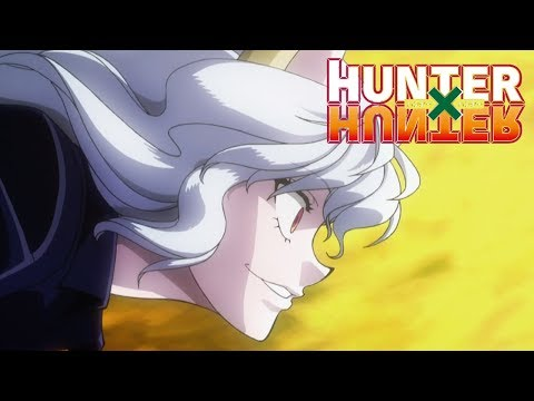 Hunter X Hunter - Opening 5 | Departure! -second version-