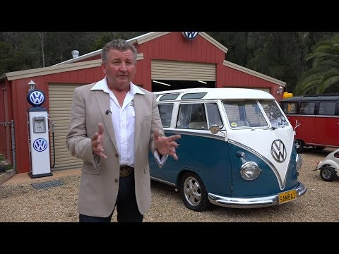 5th Andy Roberts VW Family Day: Classic Restos - Series 37