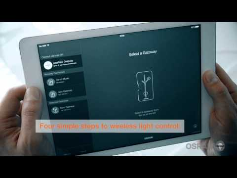 LIGHTIFY Pro installation: How to set up the smart wireless lighting control system from OSRAM