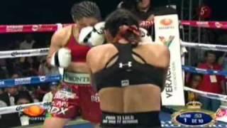 La Guerrera Torres vs Jackie Nava I (Televisa)