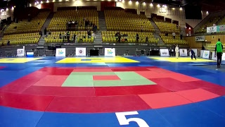 XVI International Baltic Judo Cup Gdynia, 12.11.2017 tatami 5