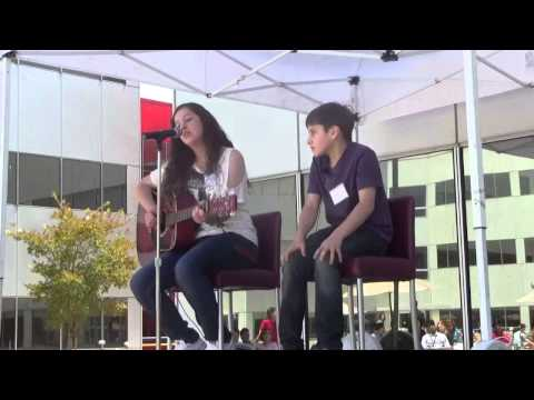 Ain't no Sunshine (Billy Withers) - Lorena Latorre (IBM TOCTWD Concert 4/6)