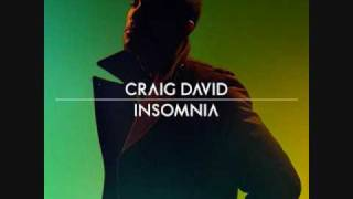 Craig David  Insomnia Acapella- vocal ver. w/ lyric