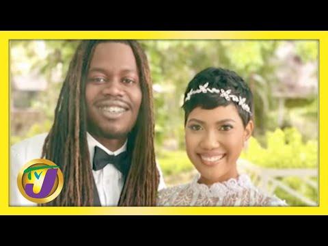 High School Sweethearts Wedding | Shanel & Jermaine Decon - TVJ Smile Jamaica