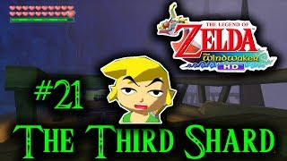 WHERE IS THIS GHOST SHIP! The Legend of Zelda The Wind Waker HD Part 21