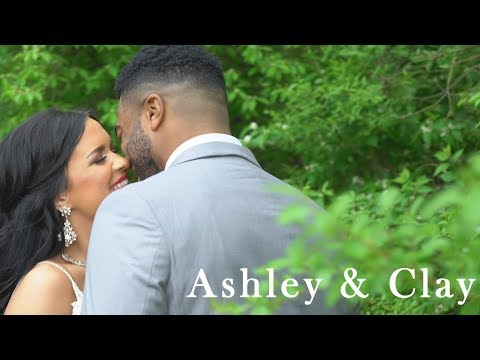 Wedding Video Highlights - Ashley & Clay 4K