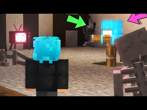 FORSE LOKKINO HA SCOPERTO LA VERITA'!! Mod Roleplay Minecraft High School Senpai [ITA]