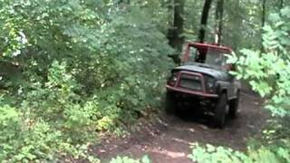 Extreme Hill climb  4x4 off-road by uaz V6 2.3 Ford Granada Engine