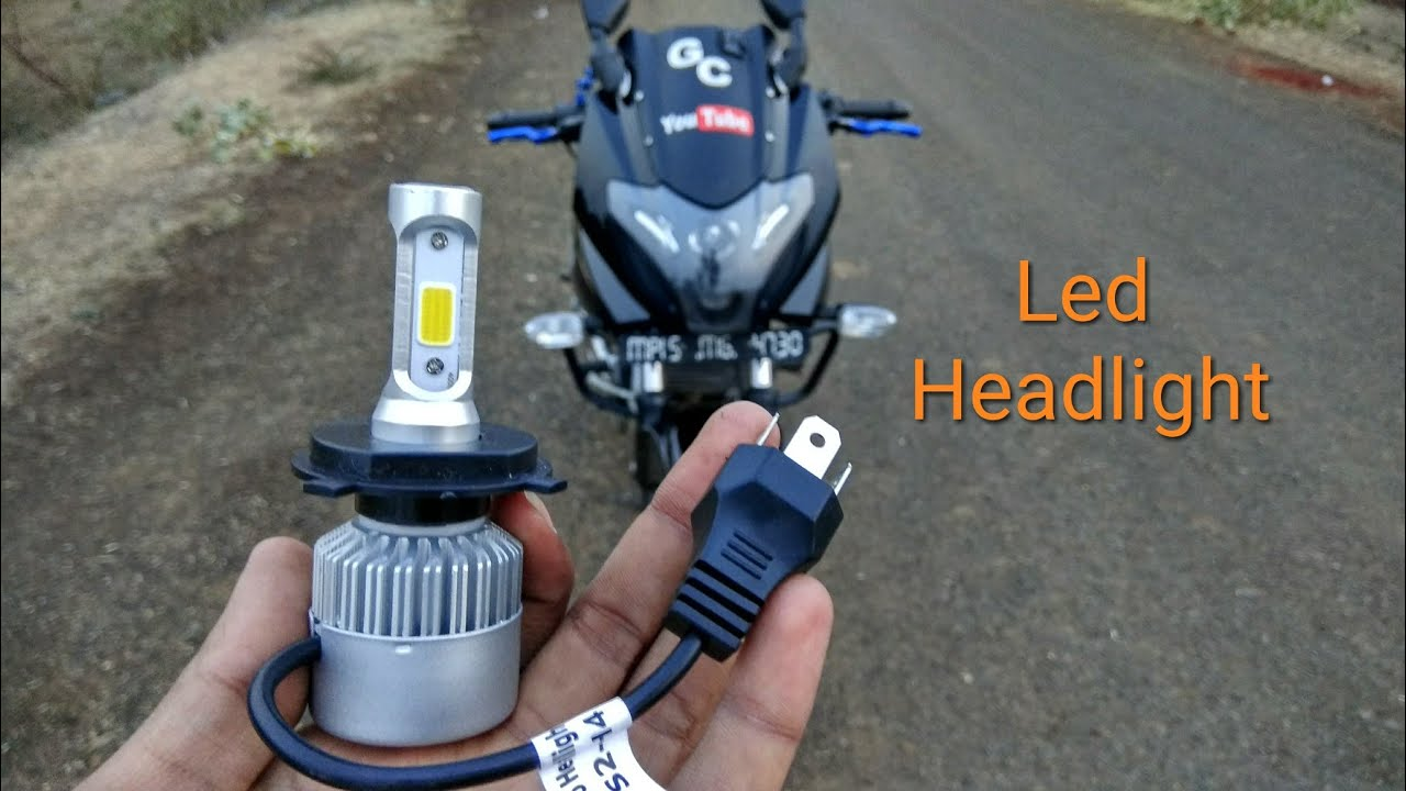 Best Led headlight ever for pulsar