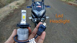 Best Led headlight ever for pulsar
