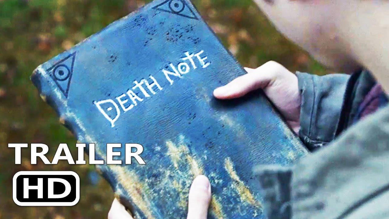 Download DEATH NOTE THE MOVIE Trailer (Netflix 2017)